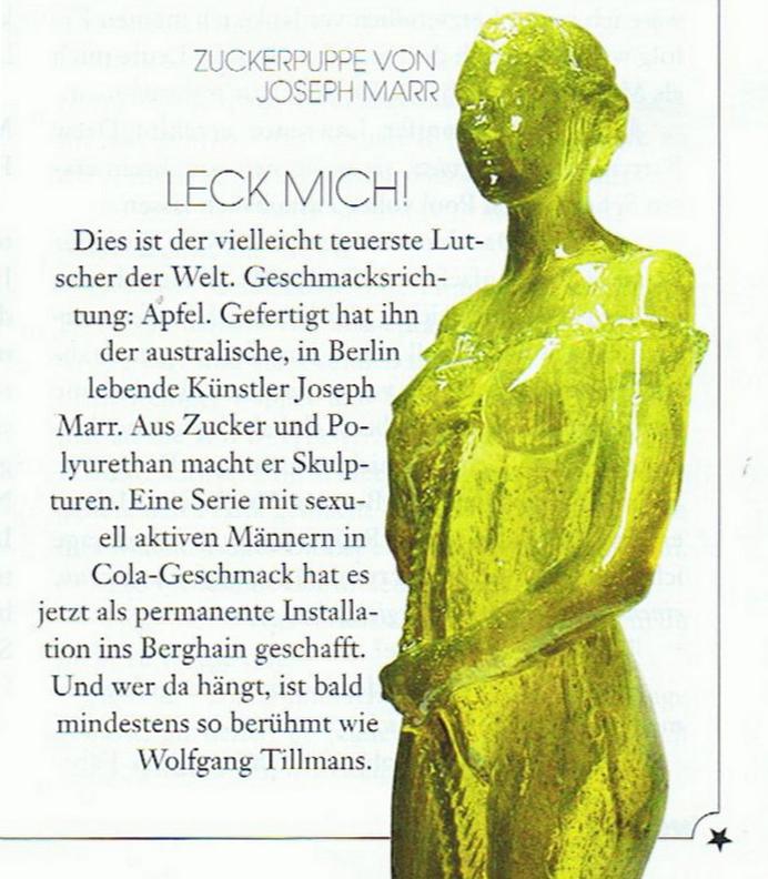 Interview Magazine April 2013