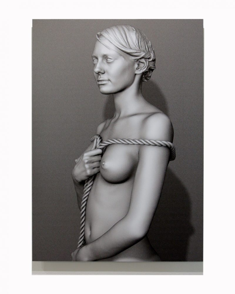Laura Bust 35 x 50 cm